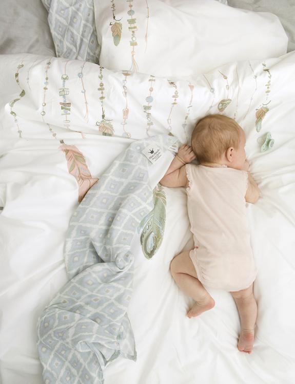 Picture of Dream Catcher Crib Set